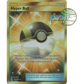 Hyper Ball - Secret Rare 161/149 - Soleil et Lune 1