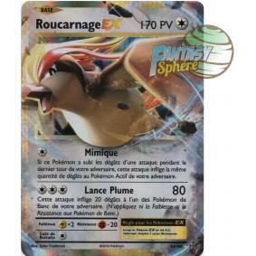 Roucarnage EX - Ultra Rare 64/108 - XY 12 Évolutions