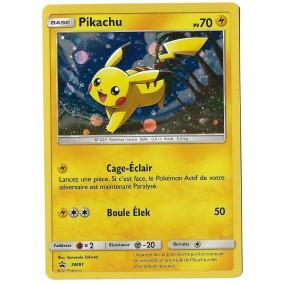 Pikachu - Holo Rare - SM81