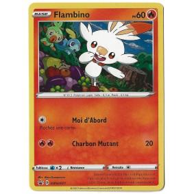 Flambino - Holo Rare - SWSH071