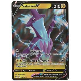 Salarsen V - Ultra Rare - SWSH017