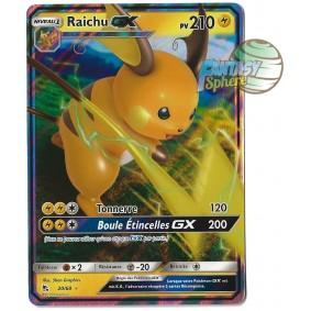 Raichu GX - Ultra Rare 20/68 - Soleil et Lune 11.5 Destinees Occultes