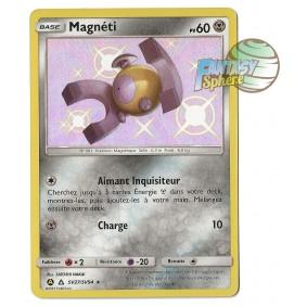 Magnéti - Shiny SV27/SV94 - Soleil et Lune 11.5 Destinees Occultes