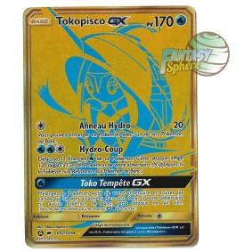 Tokopisco GX - Secret Rare SV92/SV94 - Soleil et Lune 11.5 Destinees Occultes