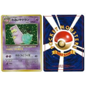 Dark Slowbro (1) No.080 Rocket Gang TR Holo Unlimited Japonais Near Mint