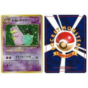 Dark Slowbro (2) No.080 Rocket Gang TR Holo Unlimited Japonais Voir Scan