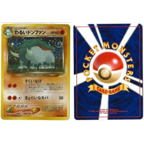 Dark Donphan (2) No.232 Darkness, and to Light... N4 Holo Unlimited Japonais Near Mint
