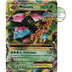 Méga Florizarre EX - Ultra Rare 2/108 - XY 12 Évolutions