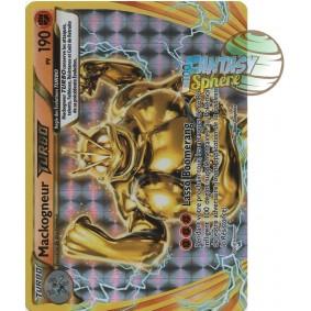 Mackogneur TURBO - Break Rare 60/108 - XY 12 Évolutions