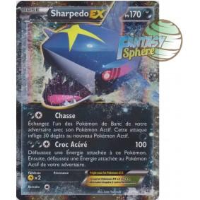 Sharpedo EX - Ultra Rare 91/160 - XY 5 Primo Choc