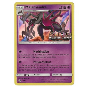 Malamandre - Holo Rare - SM73