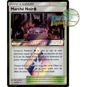 Marché Noir - Prisme Rare 134/181 - Soleil et Lune 9 Duo de Choc