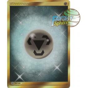 Énergie Métal - Secret Rare 163/149 - Soleil et Lune 1