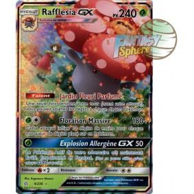 Rafflesia GX - Ultra Rare 4/236 - Soleil et Lune 12 Éclipse Cosmique