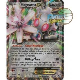 Magearna EX - Ultra Rare 75/114 - XY 11 Offensive Vapeur