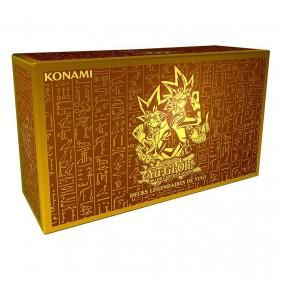 Yu-Gi-Oh! - Coffret - Decks Légendaires de Yugi - FR - Réédition