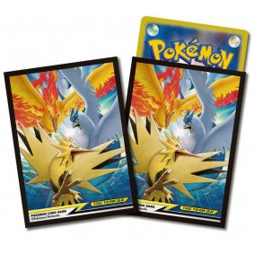 Proteges Cartes - Standard - Pokemon - Zapdos & Moltres & Articuno (64)