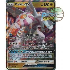 Palkia GX - Ultra Rare 101/156 - Soleil et Lune 5 Ultra Prisme