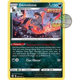 Démolosse - Holo Rare 96/163_H - Epee et Bouclier Style de Combat