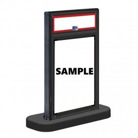 UP - Support - Supports Transparents pour Cartes Gradées PSA
