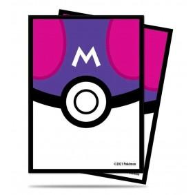 Proteges Cartes - Standard - Pokemon - Master Ball (65)