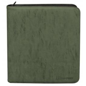 Pro-Binder Suède Playset Emerald Zipper (480)