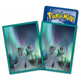 Proteges Cartes - Standard - Pokemon - Gardevoir & Gallade (64)