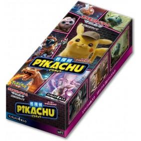 Pokémon - Display - Boite de 20 Boosters - Detective Pikachu [SMP2] - JP