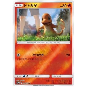 Charmander 005/024 Detective Pikachu Commune Unlimited Japonais