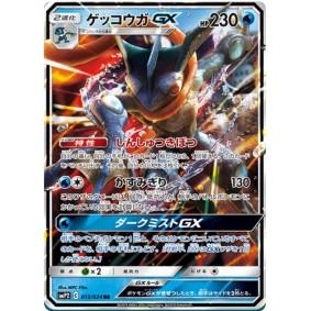 Greninja GX 013/024 Detective Pikachu Ultra Rare Unlimited Japonais