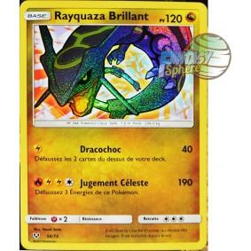 Rayquaza Brillant - Rare Brillant 56/73 - Soleil et Lune 3.5 Légendes Brillantes