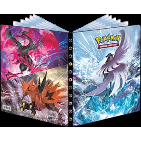 Portfolio 9 Cases / 180 cartes - Pokemon - EB06 - Règne de Glace