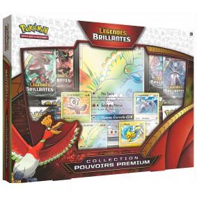 Pokémon - Coffret Collection Pouvoir Premium - Ho-Oh GX - Légendes Brillantes [SL3.5] - FR
