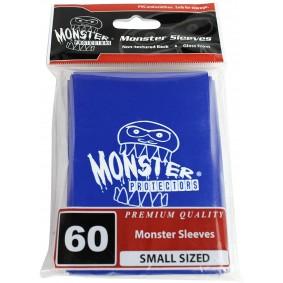 Monster - Monster Logo Small Sleeves - Glossy Blue - Bleu (60)