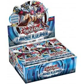 Yu-Gi-Oh! - Display - Boite de 24 Boosters - Jugement de la Lumière - 1ère Edition - FR