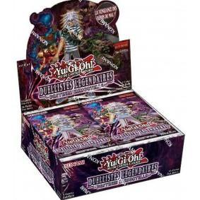 Yu-Gi-Oh! - Display - Boite de 36 Boosters - Duellistes Légendaires : Destinée Immortelle - FR