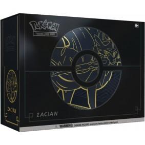 Pokémon - Elite Trainer Box - Zacian Plus - ANGLAIS