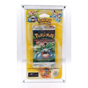 Pokémon - Booster Blister - Set de Base Edition 2 - Artwork Florizarre - FR