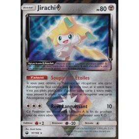Jirachi - Prisme Rare...