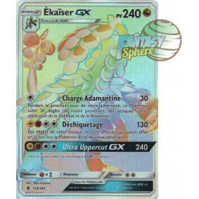 Ékaïser GX - Secret Rare 159/145 - Soleil et Lune 2 Gardiens Ascendants