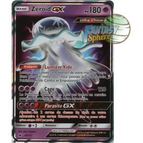 Zéroïd GX - Ultra Rare 49/111 - Soleil et Lune 4 Invasion Carmin