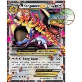 Méga Kangourex-EX - Ultra Rare 109/106 - XY 2 Étincelles