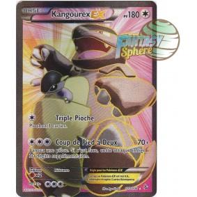 Kangourex-EX - Full Art Ultra Rare  103/106 - XY 2 Étincelles