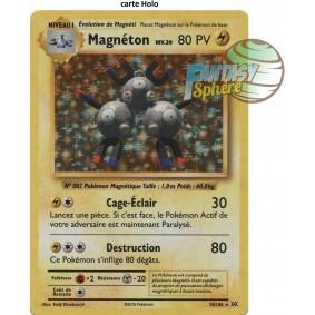 Magnéton - Holo Rare 38/108 - XY 12 Évolutions