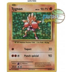 Tygnon - Holo Rare 62/108 - XY 12 Évolutions