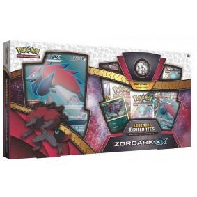 Pokémon - Coffret Collection Spéciale - Zoroark GX - Légendes Brillantes [SL3.5] - FR