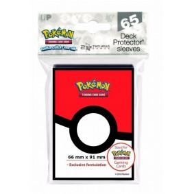 Proteges Cartes - Standard - Pokemon - Pokeball (65)