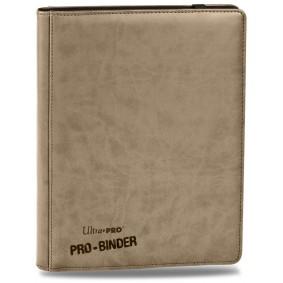 Pro Binder Premium - 9 Cases / 360 Emplacements - Blanc