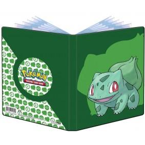Portfolio - Pokémon - 4 Cases / 80 Emplacements - Bulbizarre