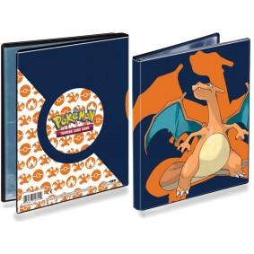 Portfolio - Pokémon - 4 Cases / 80 Emplacements - Dracaufeu